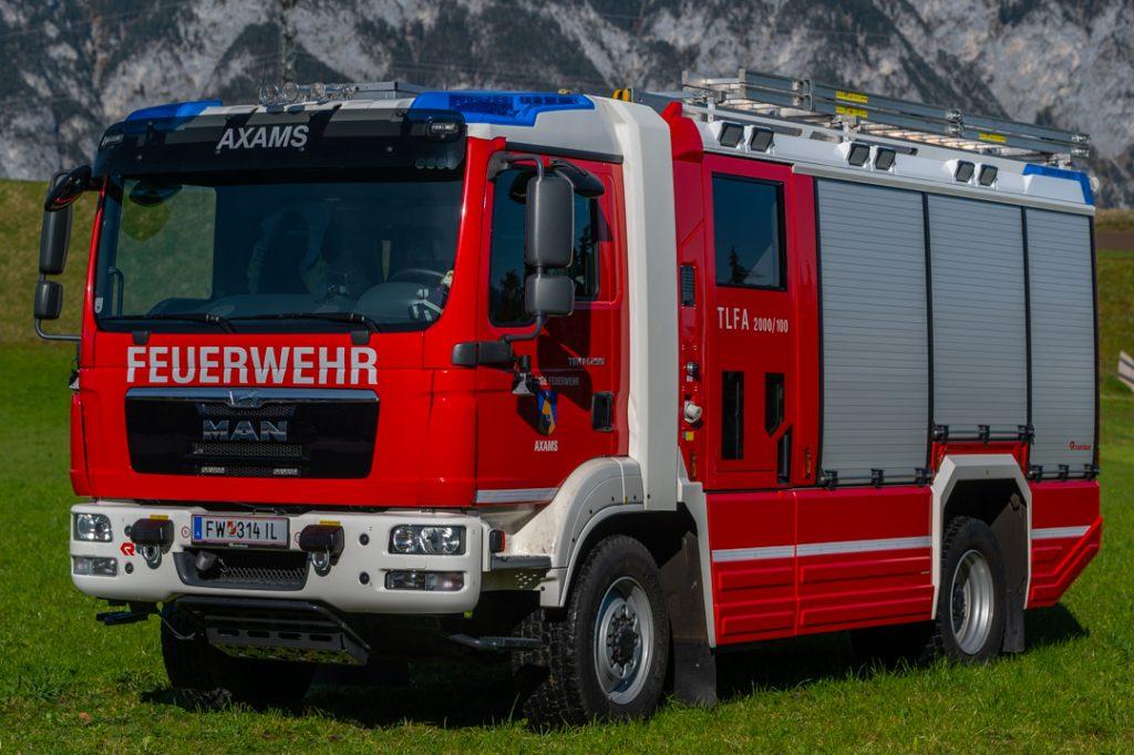 Tanklöschfahrzeug 2000/100