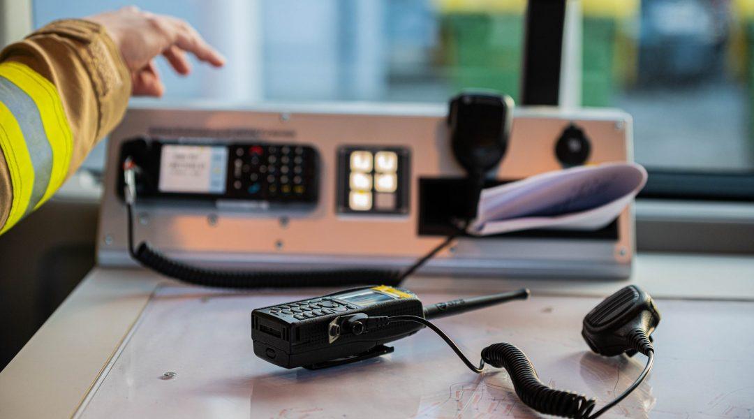 Funkschulung für Funktionäre