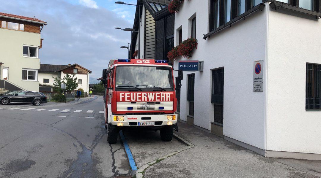 Wasserschaden im Gemeindeamt